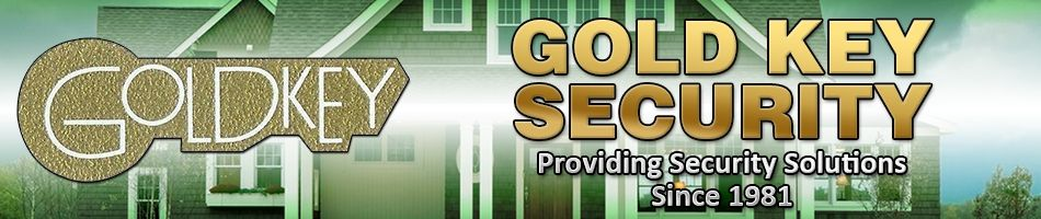 Header for Gold Key Security Site